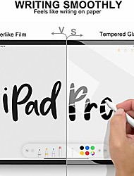 cheap -2pcs Paperlike Screen Protector for iPad 9.7 iPad Pro iPad Air Screen Protector Compatiable with Apple Pencil Anti Glare Painting Screen Protector for iPad iPadmini