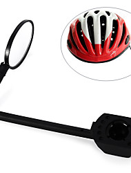 cheap -More Accessories Bike Helmet Mirror Cycling Bicycle motorcycle Bike Plastic ABS+PC Black 1 pcs