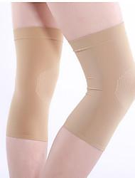 cheap -Leg Sleeves Running Gaiters for Yoga Casual Outdoor Moisture Wicking Ultra Slim Woven Terylene Elastic 70D Nylon 1 Pair Dailywear Sport Daily Ivory