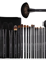 cheap -Professional Makeup Brushes 21pcs Soft Cool Wooden / Bamboo for Foundation Brush Eyeshadow Brush Makeup Brush Set