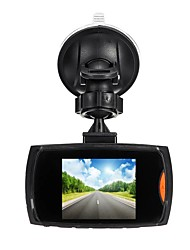 cheap -1080p Car DVR 170 Degree Wide Angle 2.7 inch Dash Cam with Loop recording 6 infrared LEDs Car Recorder