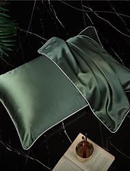 cheap -Travel Pillow 100% Silk Unisex Improving Sleep Textured 1 pc
