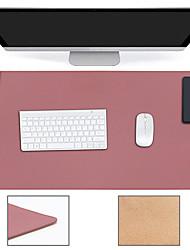cheap -PR800 800*400*2 mm Basic Mouse Pad / Large Size Desk Mat / Office Use Leather / Log Dest Mat