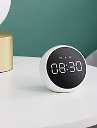 cheap -ZMI Xiaoai 2400mAh bluethooth 5.0 Voice Control Digital Stereo Music Surround With Mic Portable Indoor Alarm Clock Speaker From Xiaomi System For Smart Home