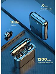 Недорогие -litbest m2d tws правда беспроводные наушники беспроводная связь Bluetooth 5.0 стерео с зарядным устройством