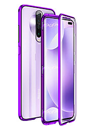 cheap -Magnetic Case for Xiaomi Poco F2 Pro x2 10X 4G K30 K30i K30Pro k30Pro Zoom Double Sided Case Adsorption Tempered Glass Case for Note 9 9s 9Pro Max 8Pro 8A 8 Xiaomi Mi 10 10Pro 10Lite