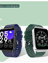 cheap -T28 Unisex Smartwatch Smart Wristbands Bluetooth Touch Screen Heart Rate Monitor Blood Pressure Measurement Sports Long Standby Pedometer Call Reminder Activity Tracker Sleep Tracker Sedentary