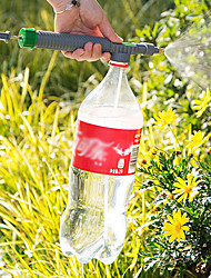 cheap -Drink Bottle Sprinkler Coke Sprite Bottle Universal Watering Sprayer Accessories Sprinkler Spray Nozzle