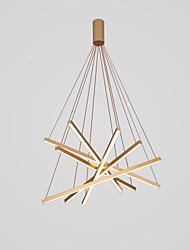 billiga -6-Light 80 cm Cluster Design Hängande lampor Aluminium LED / Moderna 110-120V / 220-240V
