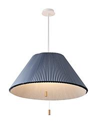 cheap -70 cm Circle Design Chandelier Fabric Mini Modern  Nordic Style Generic