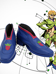 cheap -Cosplay Shoes JoJo's Bizarre Adventure Pannacotta Fugo Anime Cosplay Shoes PU Leather Men's / Women's 855