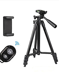 cheap -Camera Tripod Stand Photography Photo Video Aluminum Mobile Tripod Stand For Smartphone Portable Tripod Ring Light Monopod