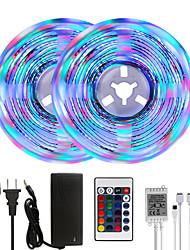 cheap -MASHANG Bright RGBW LED Strip Lights 32.8ft 10M RGBW Tiktok Lights 2340LEDs SMD 2835 with 24 Keys IR Remote Controller and 100-240V Adapter for Home Bedroom Kitchen TV Back Lights DIY Deco
