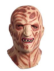 Недорогие -Маски на Хэллоуин Ужасы Латекс Ластик Взрослые Игрушки Подарок
