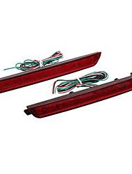 Недорогие -динамический проточный светодиодный задний бампер задние фонари тормозные противотуманные фары для мазды 2 3 6 8 atenza axela