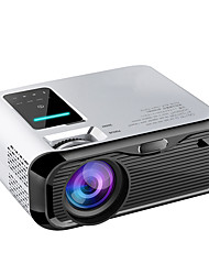 cheap -Mini Projector AT500 WIFI Android Projector Full HD Projector 1280*720 Support 1080P 7500lumens Portable Home Cinema Proyector Beamer for Android WiFi HDMI VGA AV USB