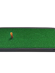 cheap -Golf Putting Mat Portable Retractable Rubber For Golf