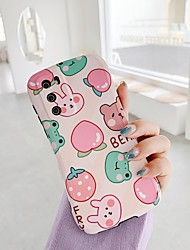 cheap -Case For Huawei Huawei Nova 4 / Huawei P20 / Huawei P20 Pro Shockproof Back Cover Cartoon TPU