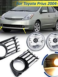 povoljno -prednja svjetla za maglu automobila prednja branika s para poklopca za toyota prius 2004-2009