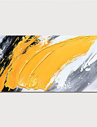 cheap -Hand Painted Canvas Oilpainting Abstract by Knife Home Decoration with Frame Painting Ready to Hang With Stretched Frame