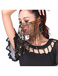 cheap -dance accessories women's / girls' stretch yarn / sequined paillette veil