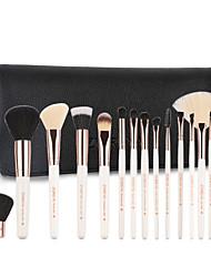 cheap -Professional Makeup Brushes 15pcs Soft Wooden / Bamboo for Foundation Brush Eyeshadow Brush Makeup Brush Set