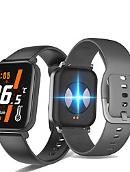 cheap -C25 Men Women Smart Bracelet Smartwatch Android iOS Bluetooth Waterproof Touch Screen Heart Rate Monitor Blood Pressure Measurement Sports Pedometer Call Reminder Activity Tracker Sleep