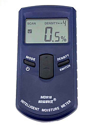 cheap -MD918 Digital wood moisture meter wood Humidity Meter Damp Detector Tester Paper moisture meter wall moisture analyzer 480%