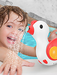 cheap -Water Toys Bathtub Pool Toys Water Play Sets Bath Toys Swan Plastic Floating Pool Summer for Toddlers, Bathtime Gift for Kids & Infants / Kid's