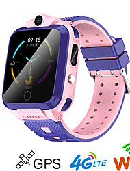 cheap -696 V11 Kids Kids' Watches Smartwatch Android iOS 4G Waterproof Touch Screen Long Standby Hands-Free Calls Camera Stopwatch Call Reminder Find My Device Calendar