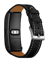 cheap -Watch Band for Huawei B5 Huawei Modern Buckle Genuine Leather Wrist Strap