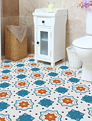 cheap -Tile Pasted Pvc Thickened Wear-resistant Floor Pasted Waterproof And Moisture-proof Wall Pasted Household Self Adhesive