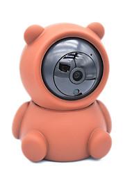 Недорогие -новый инфракрасный смарт-радионяня 1080p HD беспроводная Wi-Fi камера ночная версия двухсторонняя связь вызова обнаружение движения поддержка приложения вид