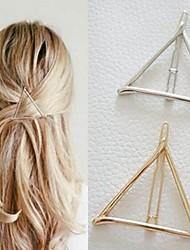 cheap -Women's Girls' Hair Jewelry For Alloy Silver Golden 1pc