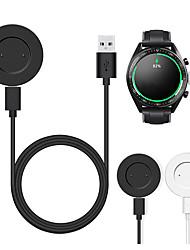 Недорогие -часы зарядное устройство для Huawei часы GT / GT2 портативный беспроводной USB-кабель зарядки док-станция питания магнитные часы зарядное устройство для Huawei часы GT / GT2