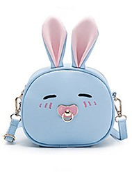 cheap -Unisex Bags PU Leather Kids' Bag for Daily / Going out White / Blue / Fall & Winter