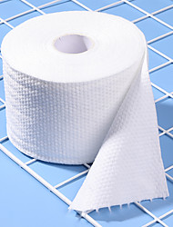 cheap -Disposable Washcloth Facial Cleanser Portable Pure Cotton Face Towel Washpaper