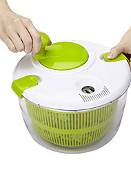 cheap -Salad Vegetable Fruit Basket and Spinner 5L Large Capacity