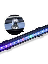 cheap -Aquarium Light LED Light Fish Tank Light Blue Energy Saving Aluminum 24 W