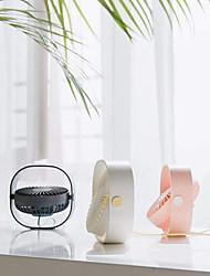 Недорогие -3-скоростной мини-USB настольный вентилятор персональный портативный охлаждающий вентилятор с регулируемым углом поворота 360 для офисных домашних путешествий