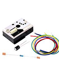 povoljno -gp2y1014au kompaktni optički senzor za prašinu senzor čestica dima s kabelom umjesto gp2y1010au0f2 naloga