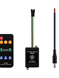 cheap -RF Wireless Remote Control Voice Control WS2811 2812B Symphony Lights With Led Music Controller  Remote Controlled / Strip Light Accessory  / for LED Strip Light 1pc
