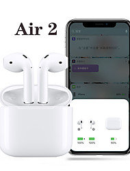 cheap -Airpod 2 TWS Wireless Earbuds Pop-up Window Bluetooth 5.0 Charging Case  Earphone Automatic Ear Detection Wireless Headphones Sport Headset