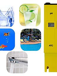 cheap -Pocket Pen Water test Digital PH Meter Tester PH-009 IA 0.0-14.0pH for Aquarium Pool Water Laboratory