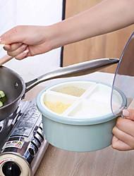 Недорогие -мульти-сетка баночка для специй круглый ящик для приправы диспенсер для соли перец распределительный шкаф кухня ресторан четыре сетки ящик для приправ