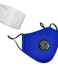 cheap -Lovely Smiling Face Children Anti-Dust  Respirator Face Masks Health Gauze Mask (Random Color)