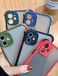 cheap -Camera Protection Shockproof Bumper Phone Case For iPhone 11 11Pro Max XR XS Max X 8 7 7 Plus 11Pro Matte Transparent Back Cover