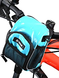 cheap -Bike Handlebar Bag Anti-Slip Rain Waterproof Cycling Bike Bag leatherette Bicycle Bag Cycle Bag Outdoor Exercise