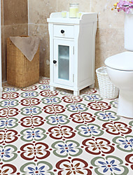 cheap -Ground Tiling Series Waterproof And Wear-resistant Tile Tiling Household Self-adhesive Wall Tiling Living Room Corridor Floor Tiling