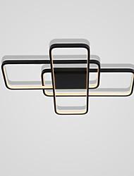 cheap -73 cm Geometric Shapes Flush Mount Lights Aluminum Painted Finishes LED 110-120V / 220-240V